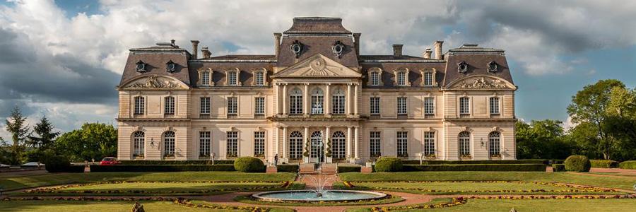 Assurance châteaux et belles demeures